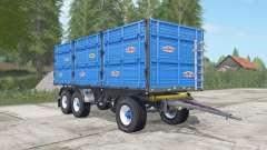 Randazzo R 270 PT rich electric blue para Farming Simulator 2017