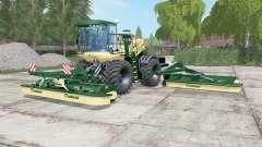 Krone BiG M 500 dartmouth green para Farming Simulator 2017