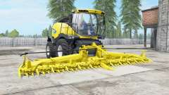 New Holland FR850 con bunkeᶉ para Farming Simulator 2017