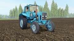 MTZ-Belarús 80.1 cargador frontal para Farming Simulator 2017