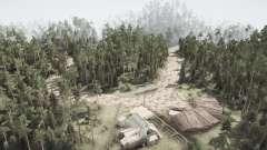 Bosque de los ladrones para MudRunner