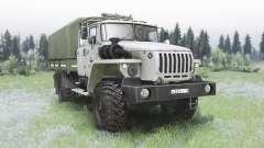 De los urales-43206-0551-71М para Spin Tires