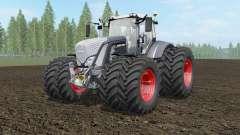Fendt 930-939 Vario Blᶏck Belleza para Farming Simulator 2017