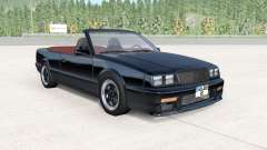 Bruckell LeGran coupe & convertible v2.0.7 para BeamNG Drive