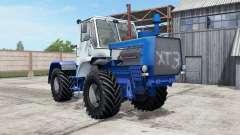 T-150 de color azul para Farming Simulator 2017