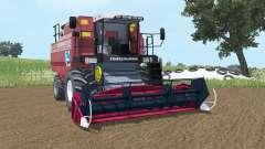 Palesse GS12 moderadamente color rojo para Farming Simulator 2015