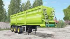 Krampe Sattel-Bandit 30-60 high capacity para Farming Simulator 2017