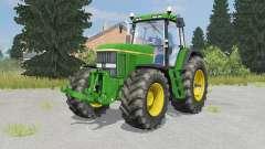 John Deere 7810 islamic green para Farming Simulator 2015