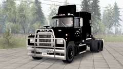 Mack RS700 Rubber Duck para Spin Tires