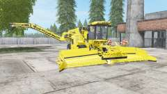 Ropa Maus 5 titanium yellow para Farming Simulator 2017