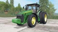 John Deere 8245R-8345R para Farming Simulator 2017