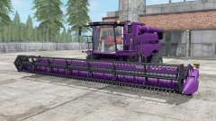 Case IH Axial-Flow 7130 rebecca purple para Farming Simulator 2017