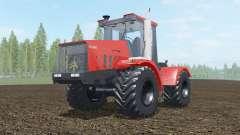 Kirovets K-744R3 rosa Carmín jrhfc para Farming Simulator 2017