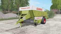 Claas Quadranƫ 1200 para Farming Simulator 2017