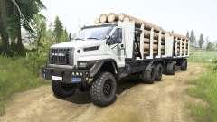 Ural Siguiente (4320-6952-72Е5) para MudRunner