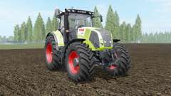 Claas Axion 810-850 para Farming Simulator 2017