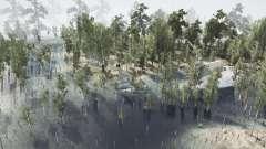 Hells Swamp para MudRunner