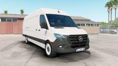 Mercedes-Benz Sprinter VS30 Van 316 CDI 2019 para American Truck Simulator
