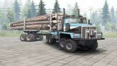 Western Star 6900TS v1.2 sea serpent para Spin Tires