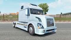 Volvo VNL 670 ziggurat para Euro Truck Simulator 2
