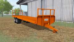 Richard Western BTTA 14-32 real model para Farming Simulator 2017