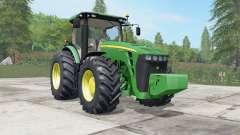 Juan Deeᶉe 8245R-8345R para Farming Simulator 2017
