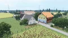 Tannenhausen para Farming Simulator 2015