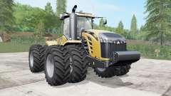 Challenger MT955E metallic gold para Farming Simulator 2017