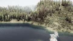 Misterioso Karelia para MudRunner