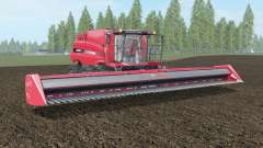 Case IH Axial-Flow 7130 red salsa para Farming Simulator 2017