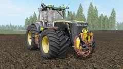 John Deere 8130-8530 Black Shadow para Farming Simulator 2017