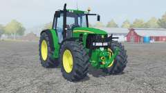 John Deere 6320 2002 para Farming Simulator 2013