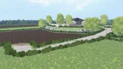 La Montmaurinoise para Farming Simulator 2015