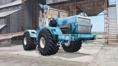 Kirovets K-700A color turquesa para Farming Simulator 2017