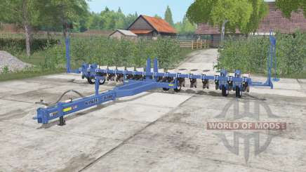 Kinze 3600 steel blue para Farming Simulator 2017