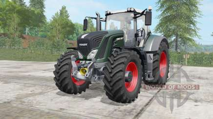 Fendt 930 Vario gable green para Farming Simulator 2017