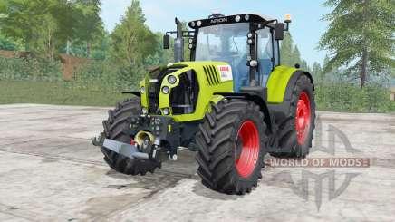 Claas Arion 530-650 para Farming Simulator 2017