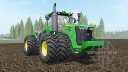 John Deere 9470R-9620R para Farming Simulator 2017