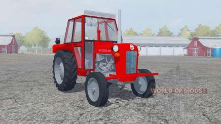 IMT 539 DeLuxe red para Farming Simulator 2013