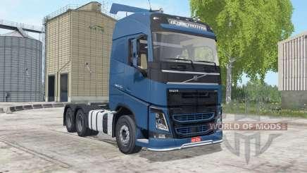 Volvo FH 540 2012 para Farming Simulator 2017