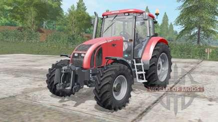 Zetor Forterra 11411&11741 para Farming Simulator 2017