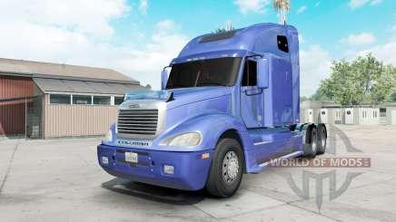 Freightliner Columbia vista blue para American Truck Simulator