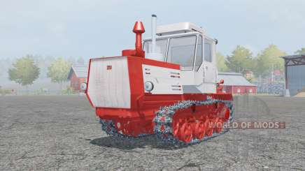T-150-05-09 de color rojo brillante para Farming Simulator 2013