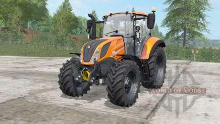 New Holland T5.120 Gᶏmling Edición para Farming Simulator 2017