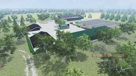 Noord-Brabant para Farming Simulator 2013