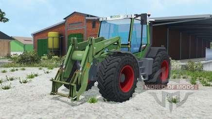 Fendt Xylon 524 1995 para Farming Simulator 2015