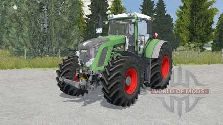 Fendt 939 Vario IC control para Farming Simulator 2015