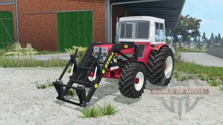 International 633 front loader para Farming Simulator 2015