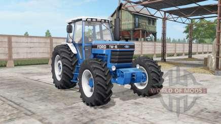 Ford TW-series para Farming Simulator 2017