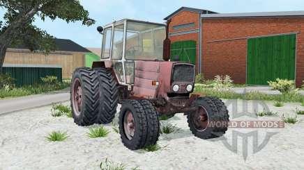 UMZ-6KM / ruedas duales para Farming Simulator 2015